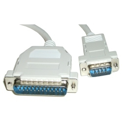 Cable serie RS232