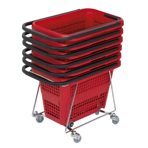Accesorios y soportes para cestas de la compra para - Accesorios para supermercados ...