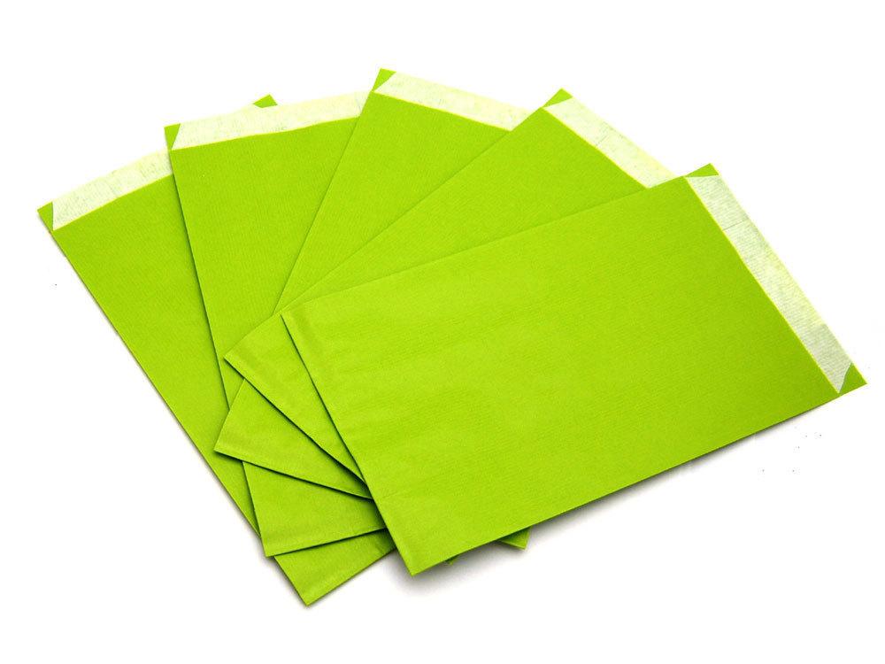 Bolsas de 14 5x25 para envolver regalos con solapa tipo sobre - Bolsa de papel para regalo ...