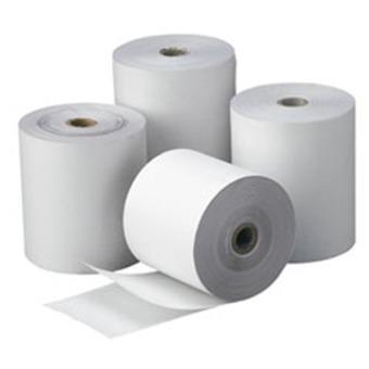 Rollos de papel 76 x 65 3 Hojas eurocalco autocopiativos