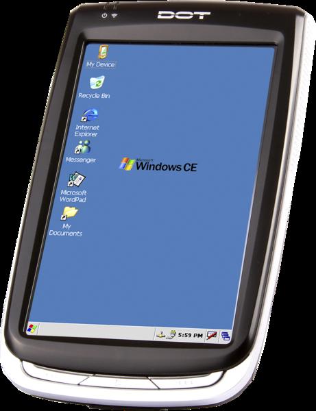 Precio Comandero Pda Dot 500 Con Windows Mobile Para